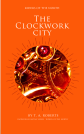 Draft cover for TheClockwork City