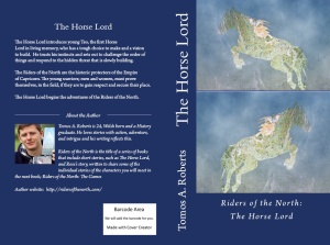 BookCoverPreview Horse Lord