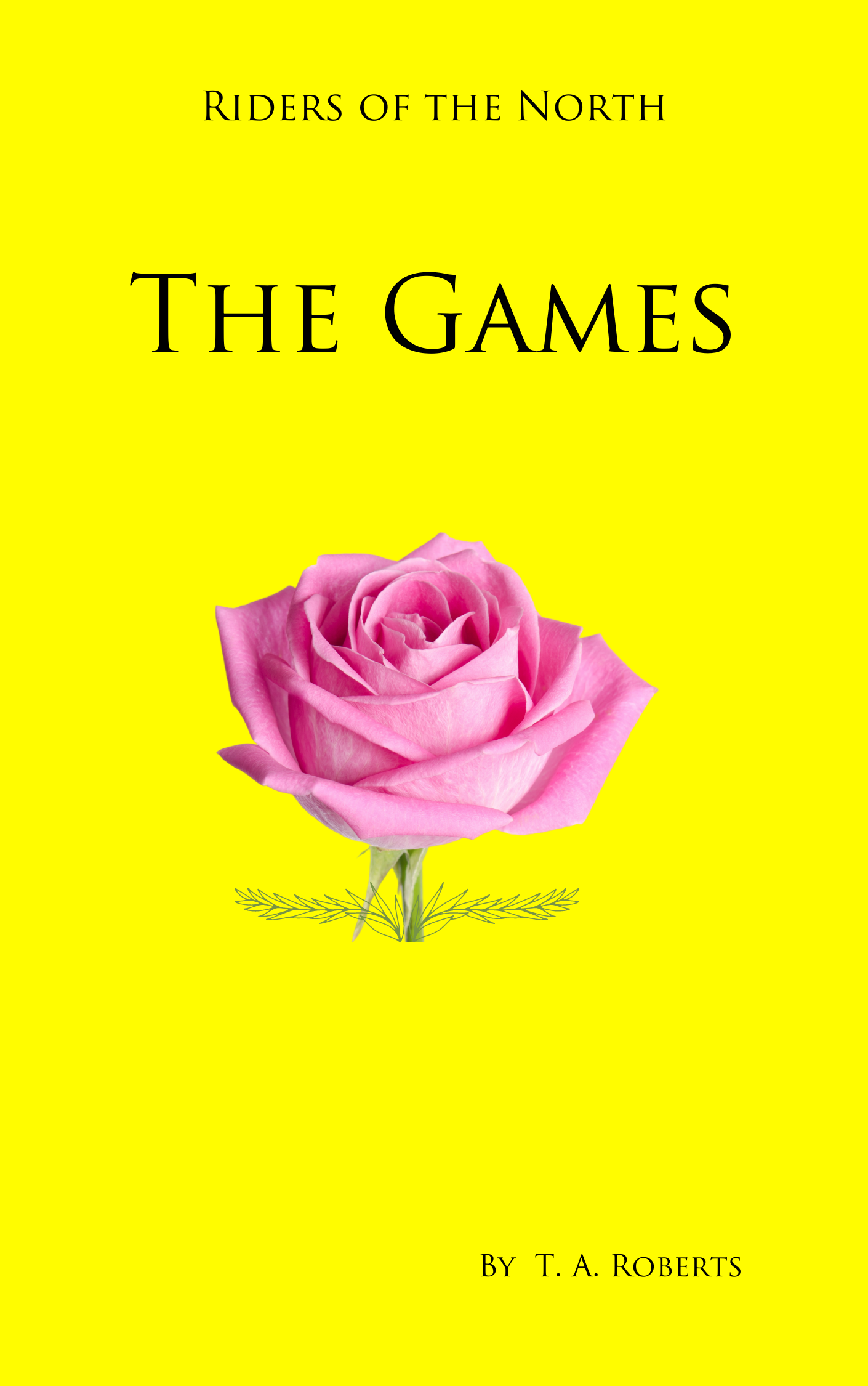 The Games Front Cover png version